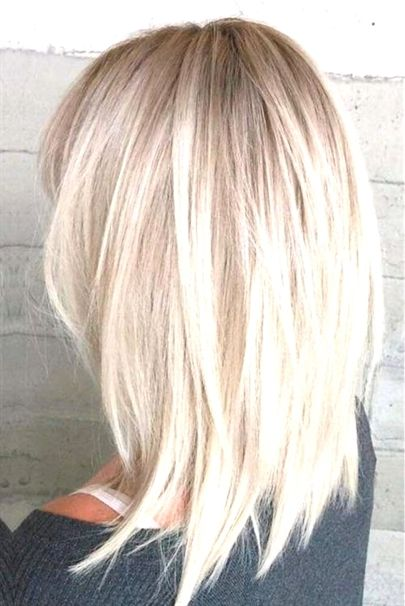 29 Hottest Medium Length Layered Haircuts & Hairst