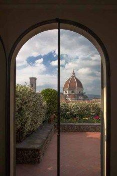 Terrazza Di Palazzo Gondi A Firenze Firenze Palazzi E