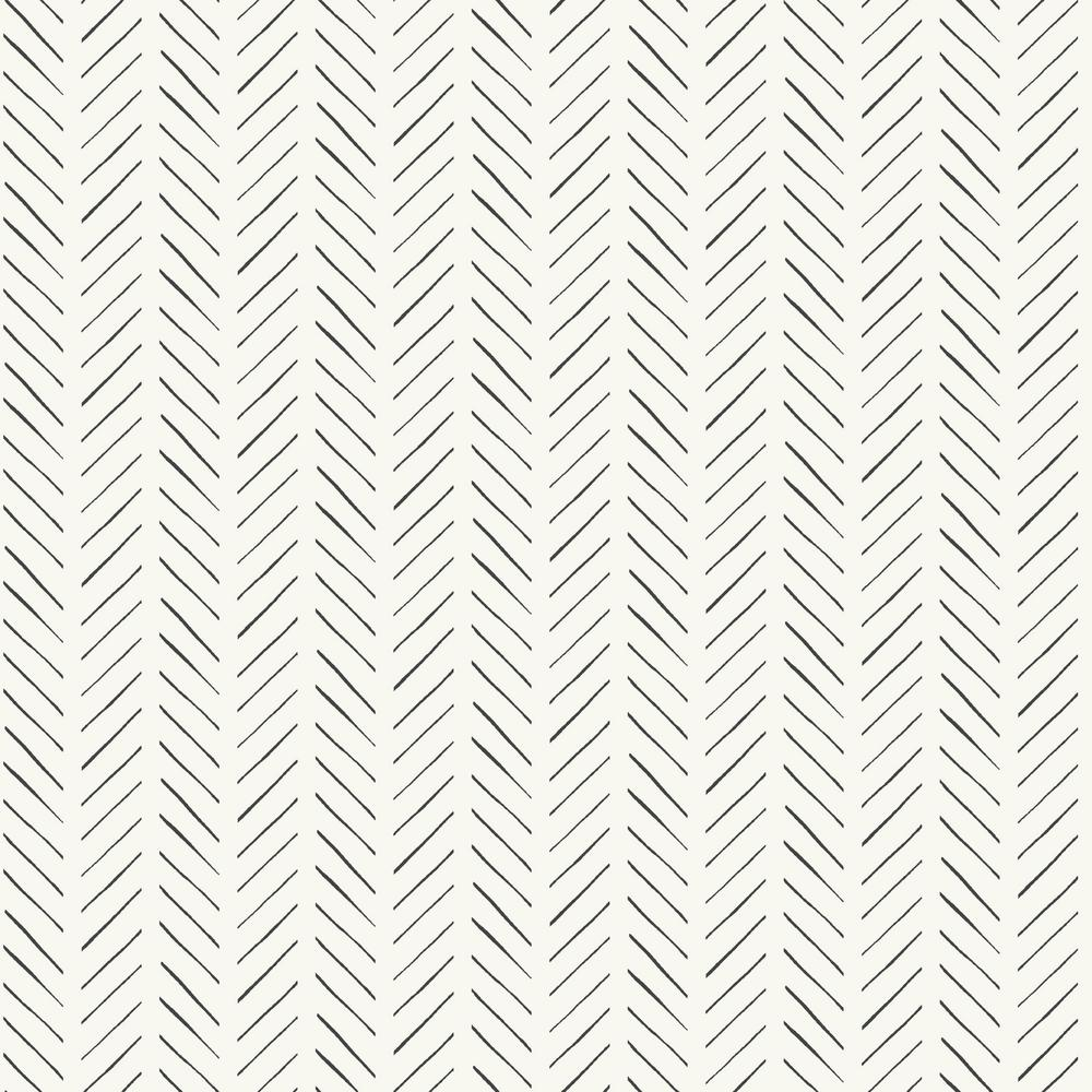 Magnolia Home Peel Stick Wallpaper Express The Personality That Makes Your Home A Reflect Peel And Stick Wallpaper Herringbone Wallpaper Farmhouse Wallpaper