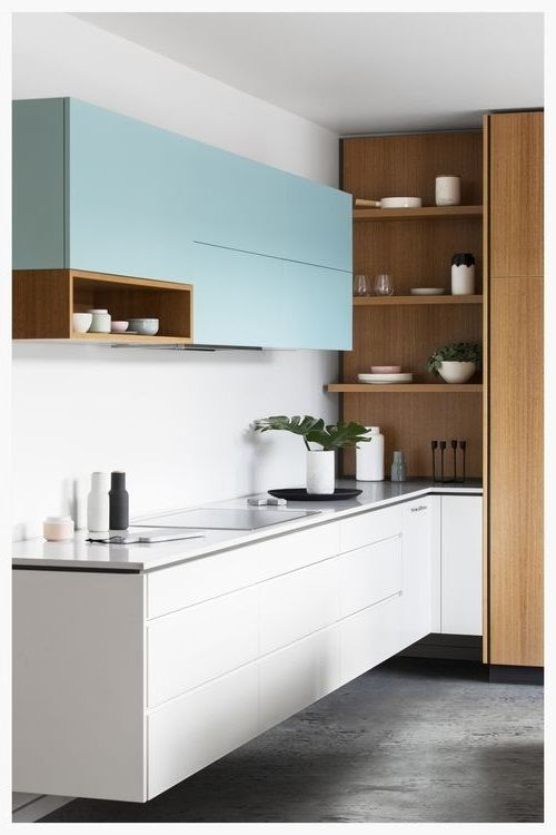Modern small kitchen | Decorating & Staging | Pinterest | Küchen ...