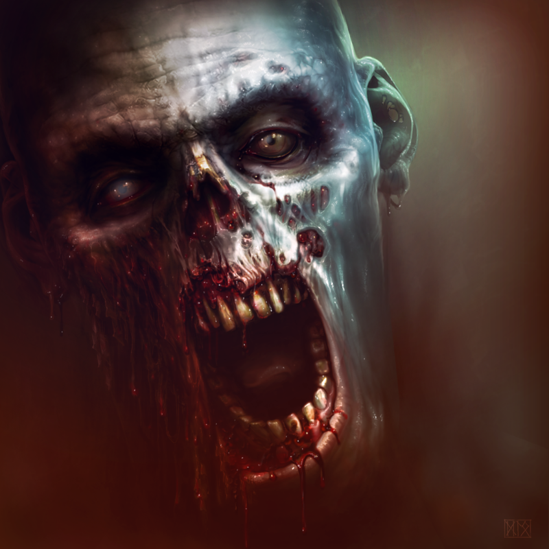 This is the Best Monster Art I've Seen in a Long Time -