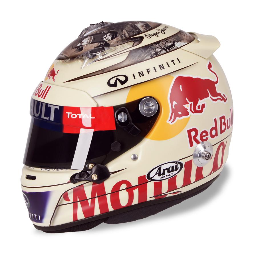 Vettel (Monaco 2013) - left