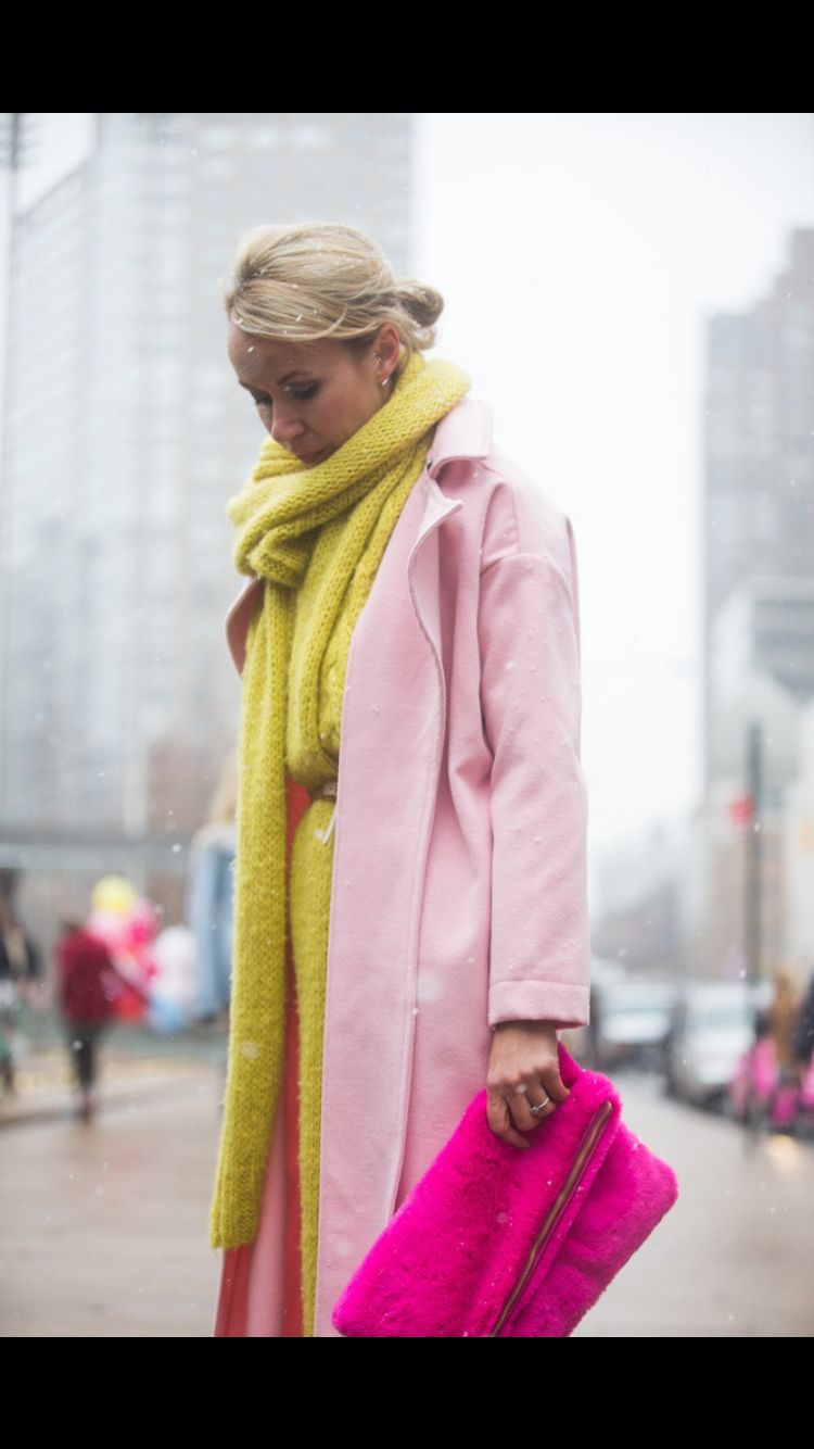 The Street Style At New York Fashion Week 2015. Photo by Melodie Jeng