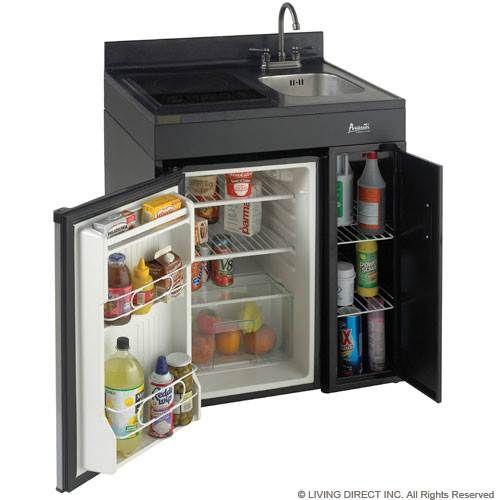 Delightful Avanti Complete Compact Kitchen   Induction Hotplate Model:CK30IH  Www.compactappliance.com/