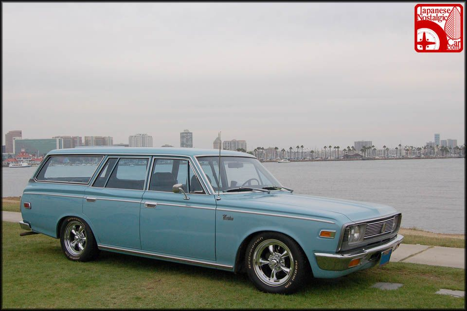 toyota crown wagon the best stuff in the world. Black Bedroom Furniture Sets. Home Design Ideas