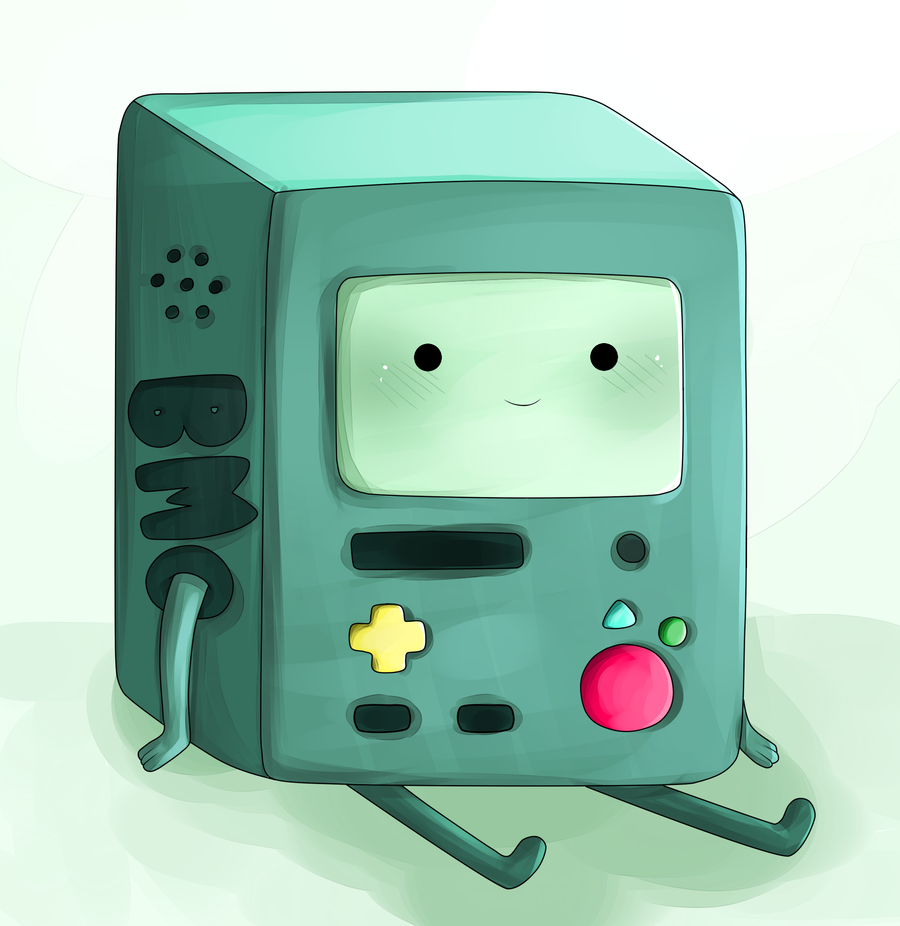 Bmo Adventure Time Fanart By Chocomax On Deviantart Adventure Time Art Adventure Time Bmo