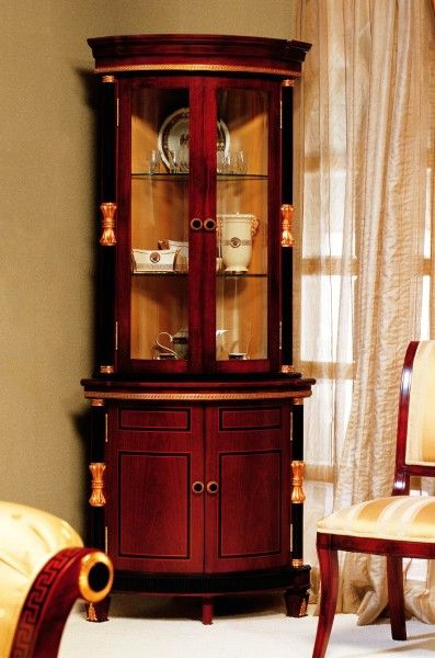 Traditionally Styled Curio Cabinet Furniture Pinterest