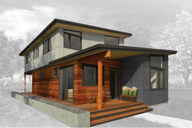 option series 2 story lake trailer ideas prefab homes. Black Bedroom Furniture Sets. Home Design Ideas