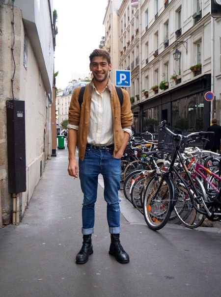 Excuse Our French Paris Street Style Pt1