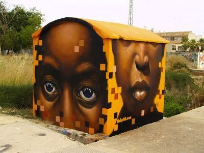 Street Art Project - Google Cultural Institute.