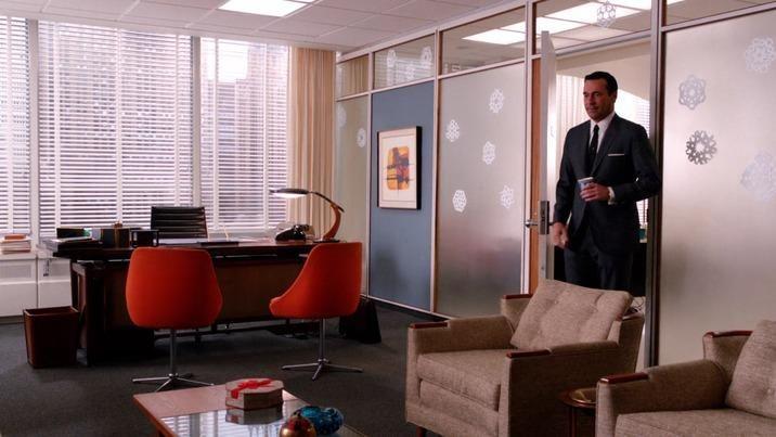 don draper office. Don Draper\u0027s Office Desk - Current Price: $1300 Draper