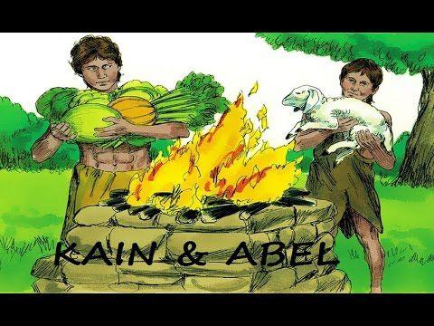 De Bijbel voor Kids (3) Kain en Abel | Bijbel, Kinderbijbel, Zondeval