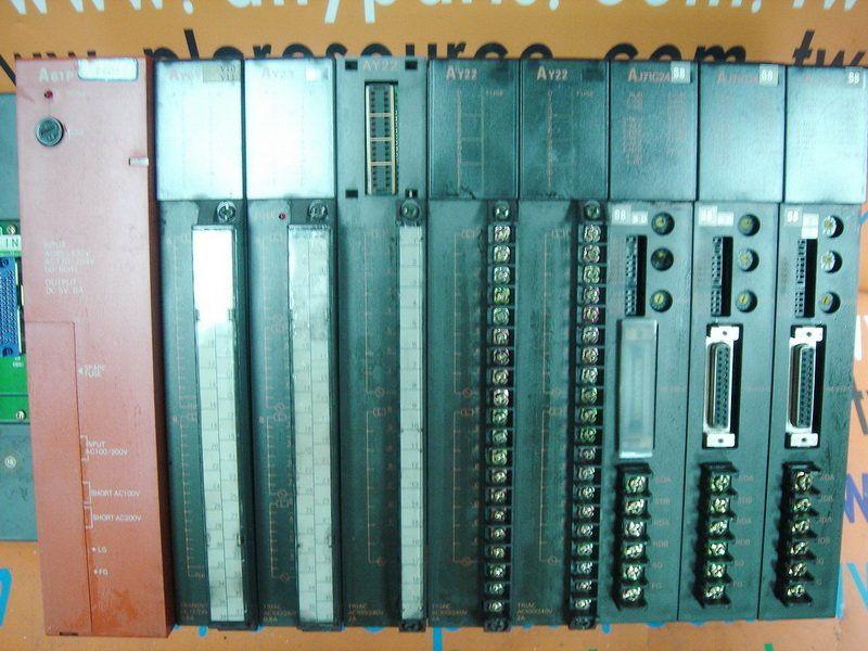 MITSUBISHI A PLC Series A61P、AY51、AY23、AY22、AJ71C24-S8