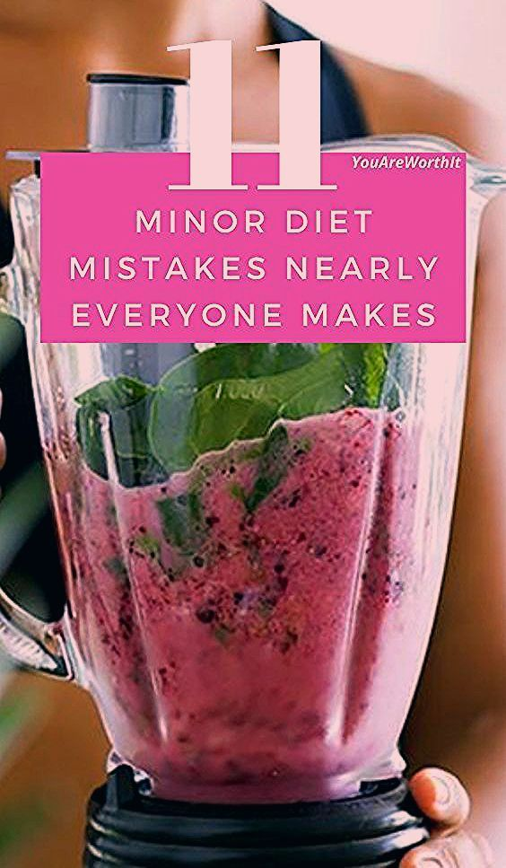 11 Tiny (But Mighty) Weight-Loss Mistakes Nearly Everyone Makes |lose 20 pounds in 2 weeks | lose we...