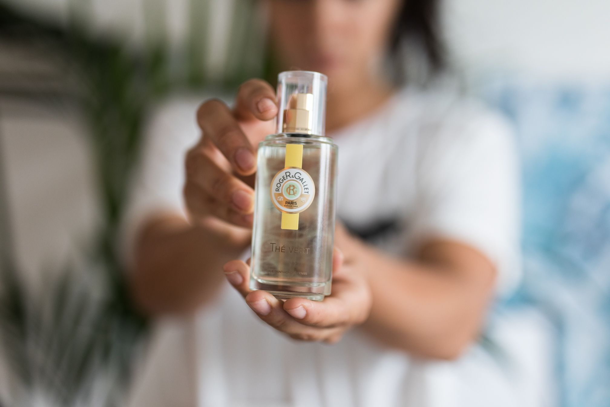 summer scents with Roger & Gallet - Berries & Passion