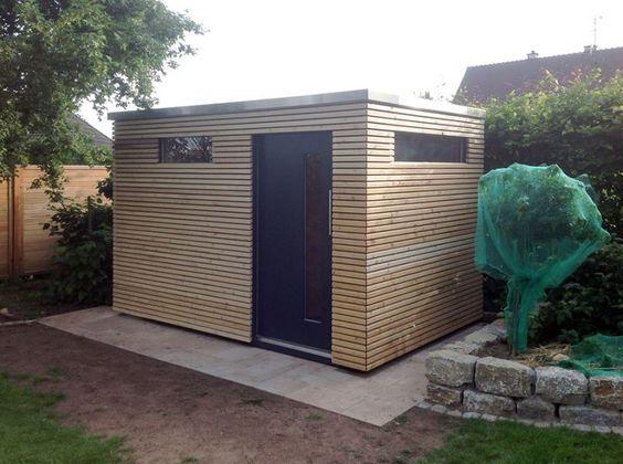 Scu Schwoerer Gartenhaus Gartenhaus Anbau Gartenhaus Gartenhaus Modern