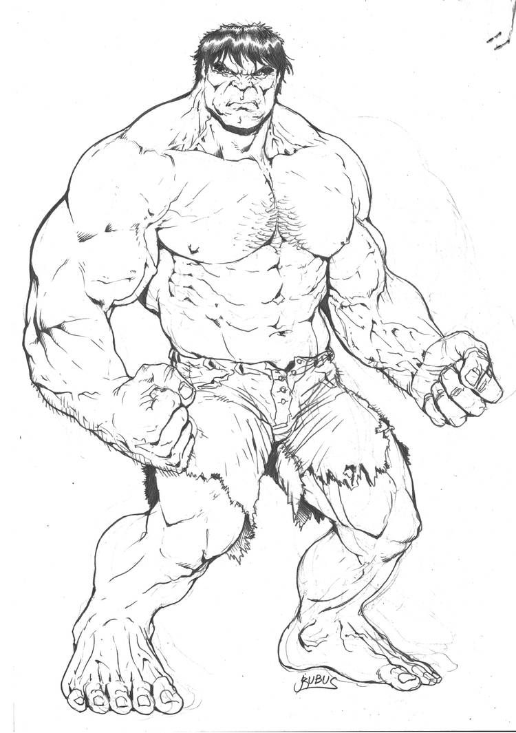Marvel Green Hulk Pencils By Rubusthebarbarian Superhero Coloring Pages Superhero Coloring Avengers Coloring Pages