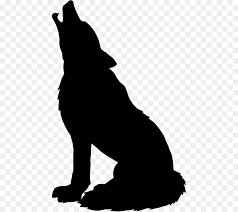 Free Howling Coyote Silhouette Download 1555301 Png Images Pngio In 2021 Cartoon Silhouette Wolf Silhouette Silhouette Art