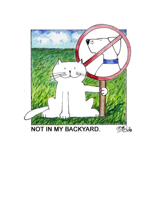 Not In My Backyard Nimby - BACKYARD HOME