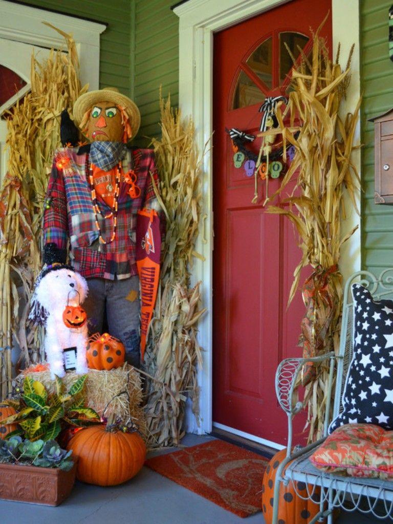 30 Yard Halloween Decorations Ideas Pinterest Decoration - front yard halloween decorations