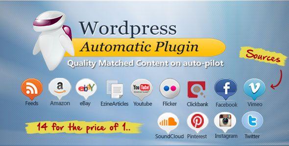 WordPress Automatic Plugin v3.18.0 | Nulled Scripts | Pinterest