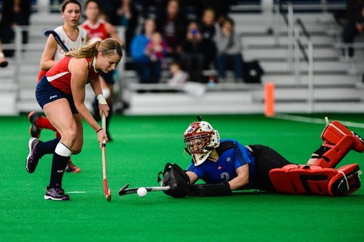 Snapshots For The Second Match Of The Usa Vs Can Series Field Hockey Rules Field Hockey Field Hockey Goalie