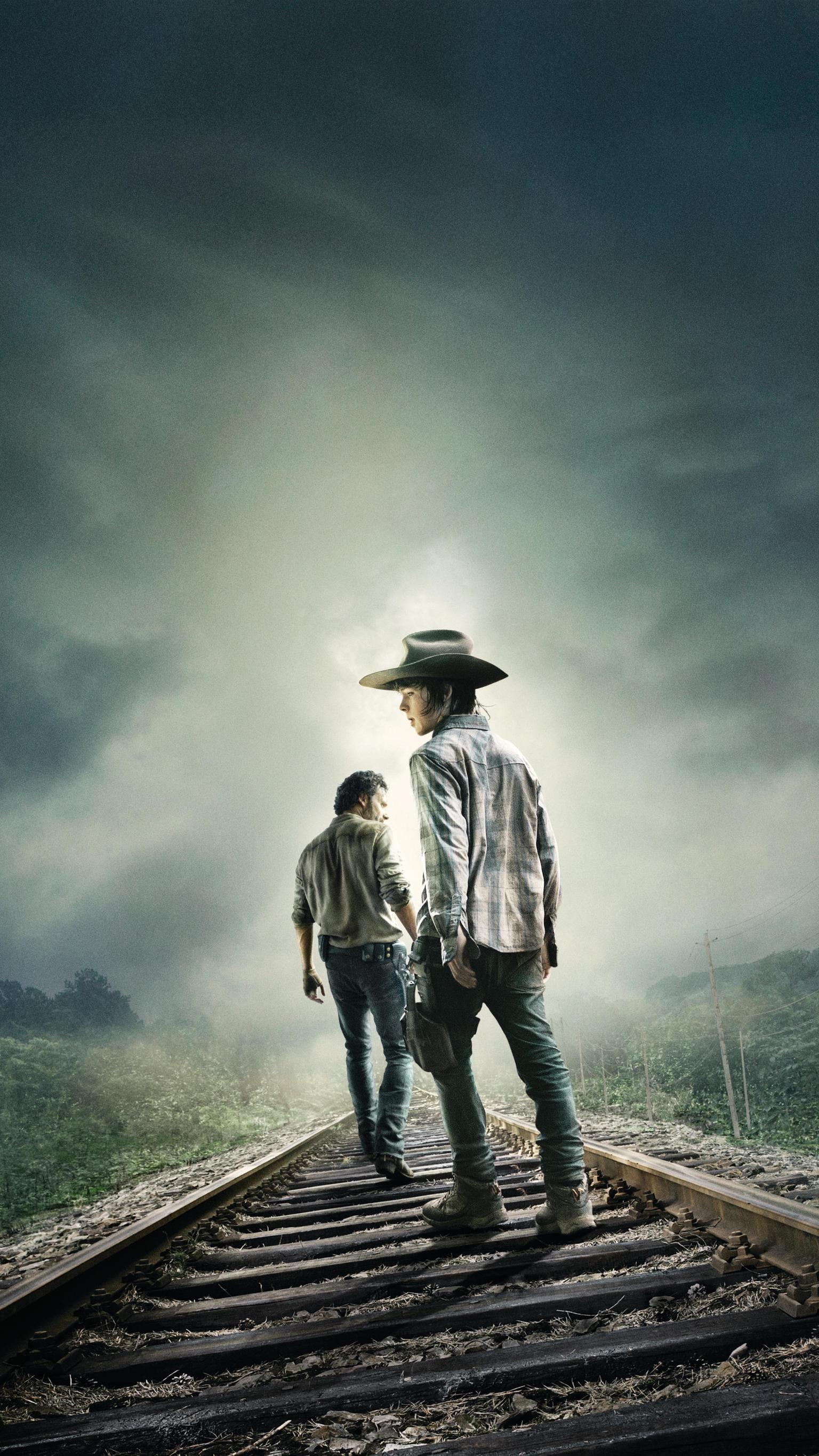 The Walking Dead Phone Wallpaper Walking Dead Wallpaper Amc