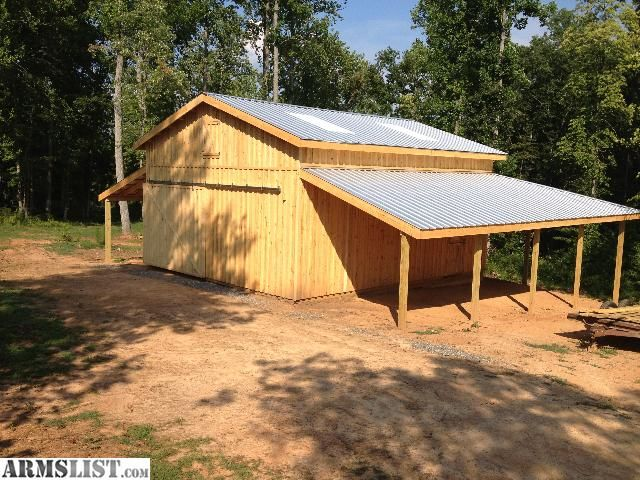 For Sale: Horse Barns and Pole Buildings | Ideas for the House ...