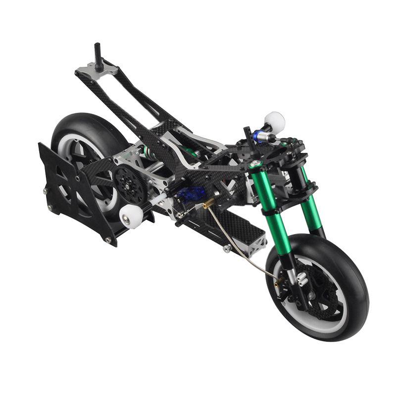 Marco de Moto de Competencia de Fibra de Carbono FIJON FJ913 1/5 ...
