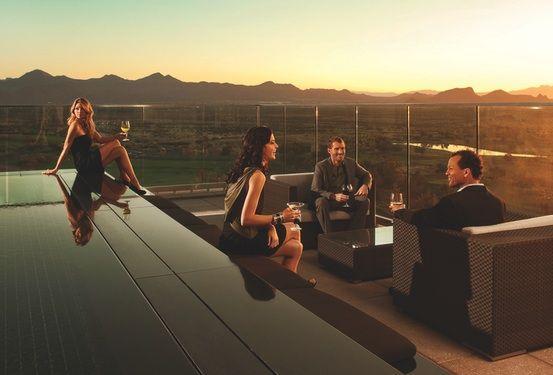 Orange Sky Bar Talking Stick Resort Restaurant Scottsdale Restaurants Sticks