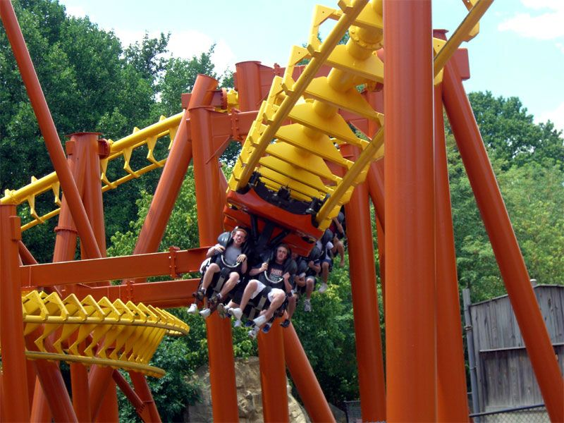 Six Flags America In Maryland Mind Scrambler Bucketlist Unfourntly A Couple Had Stolen My Seat And Then It Ha Got Six Flags America Cedar Point Ohio Six Flags