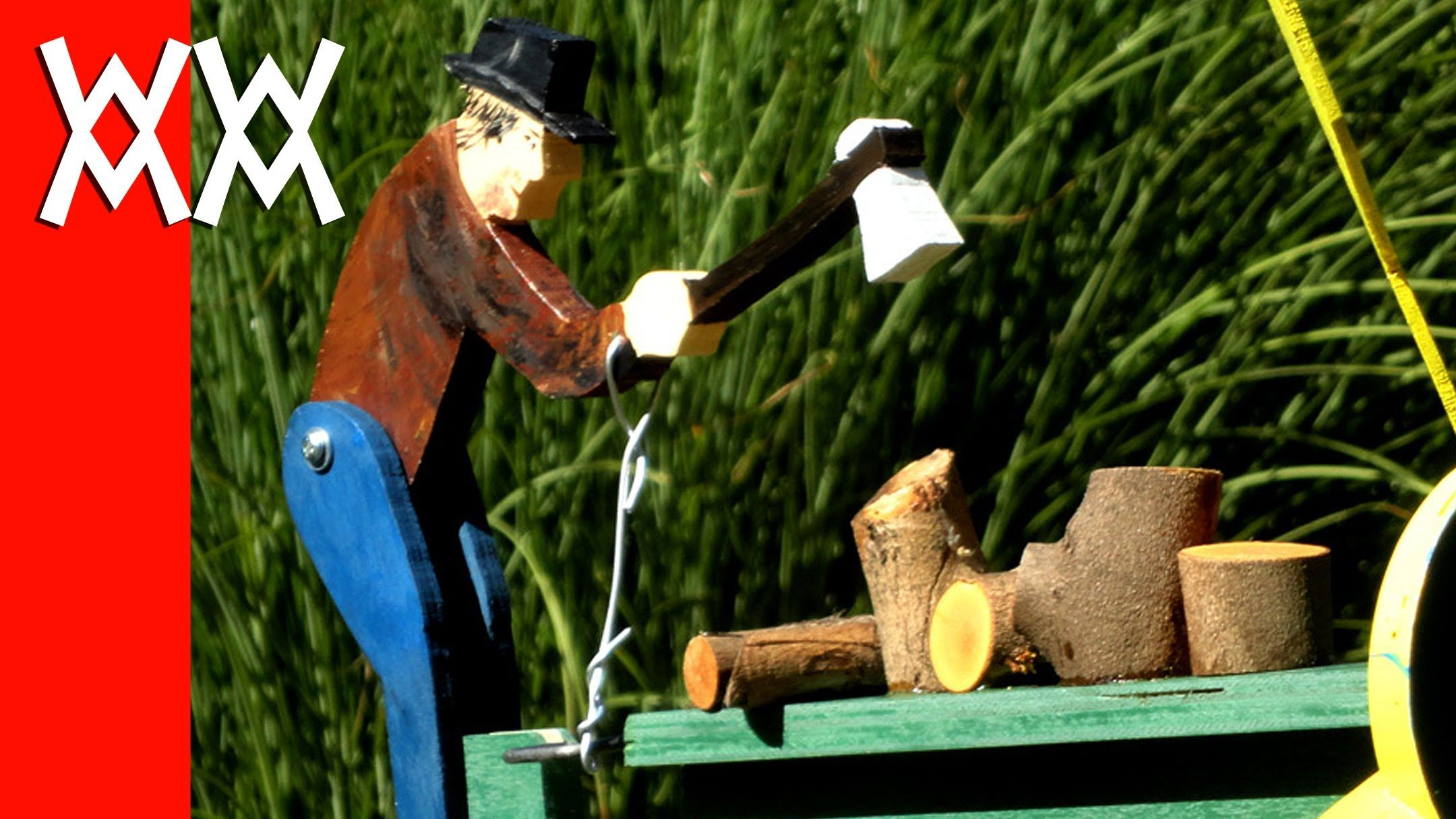 Make An Easy Wood Whirligig Free Pdf Containing Templates By Steve Ramsey Via Youtube Whirligigs Patterns Easy Wood Whirligig