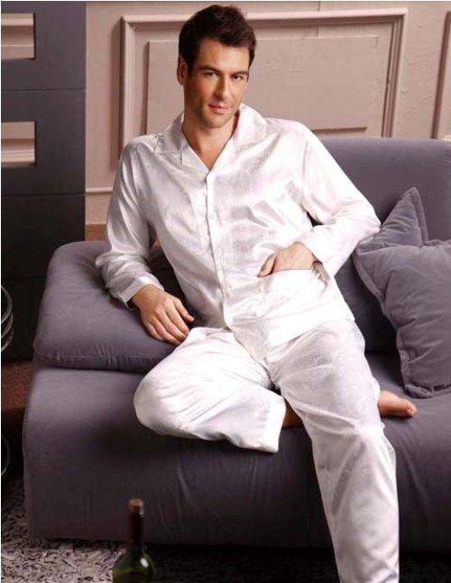 mens-silk-pajamas-macys.jpg (500×646) | mens loungewear | Pinterest