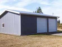 30x30 Garage Shop