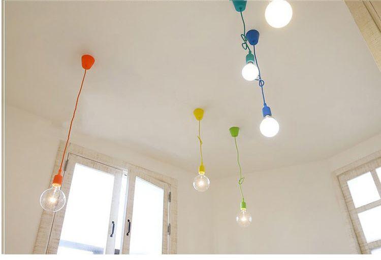 Negozio online vintage edison lampade a sospensione fai da te