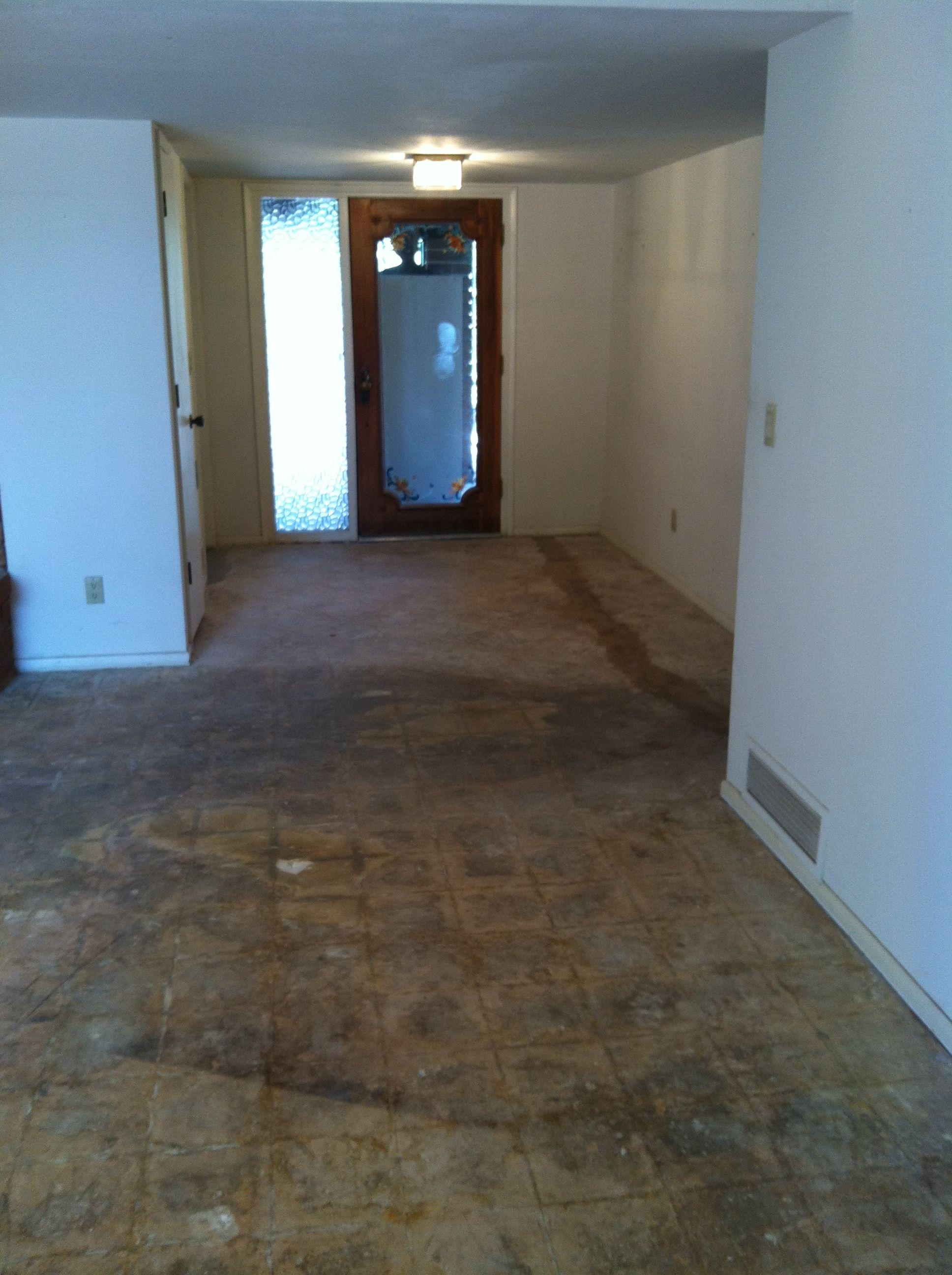 Job 1 Entry Way Floor Entry Way Floors Pinterest Tucson