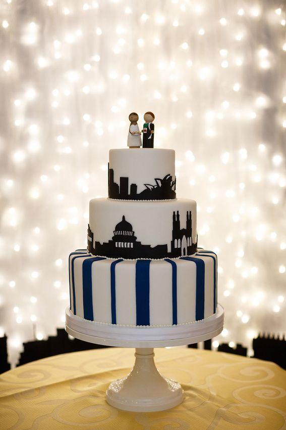 2014 08 09 Washington dc Wedding cake and Bakeries