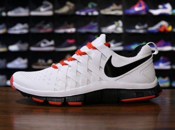 buy online 3c833 4d401 Nike Free Trainer 5.0 - White - Black - Red - SneakerNews ...
