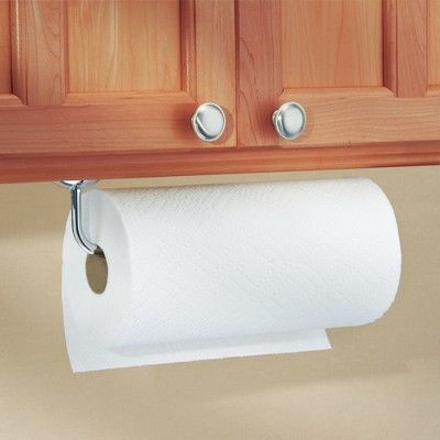 Interdesign Classico Wall Mount Paper Towel Holder 14