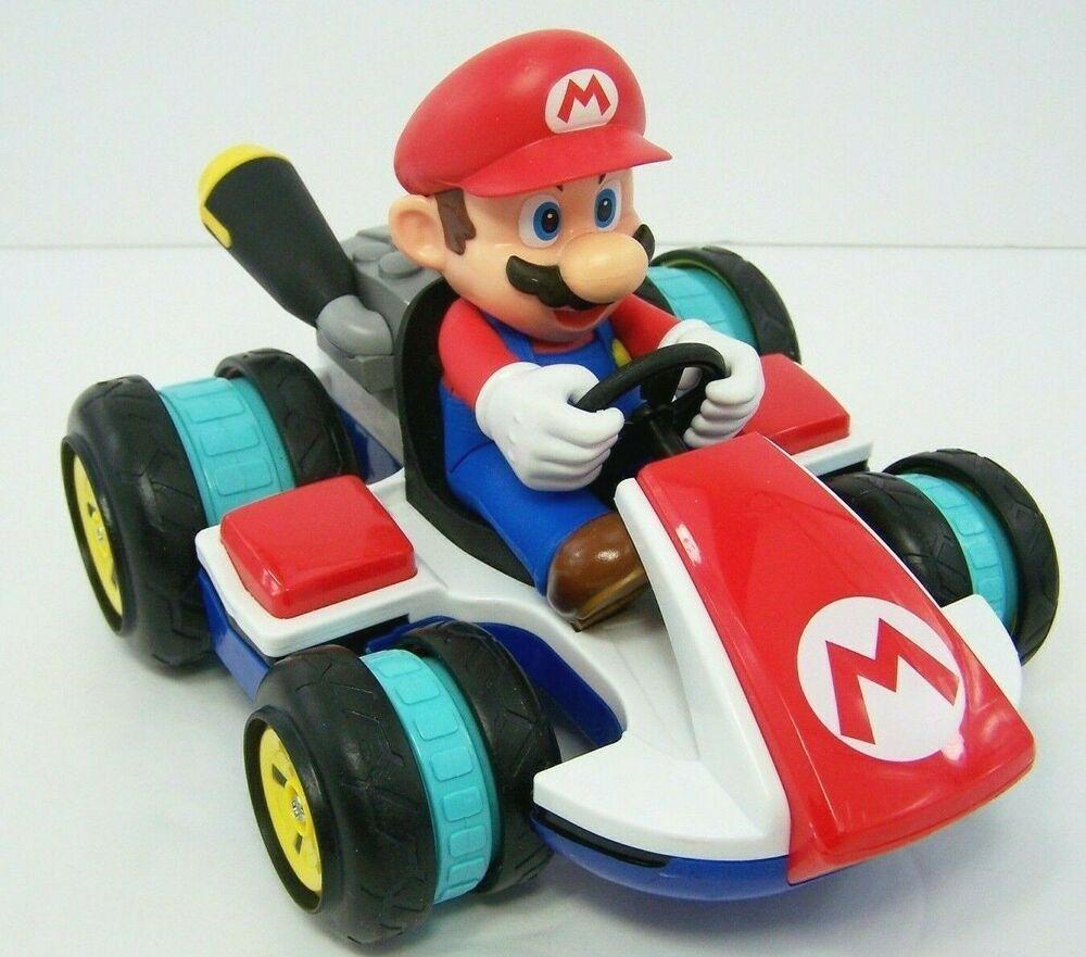 Super Mario Kart 8 World Of Nintendo Anti Gravity Rc Racer No