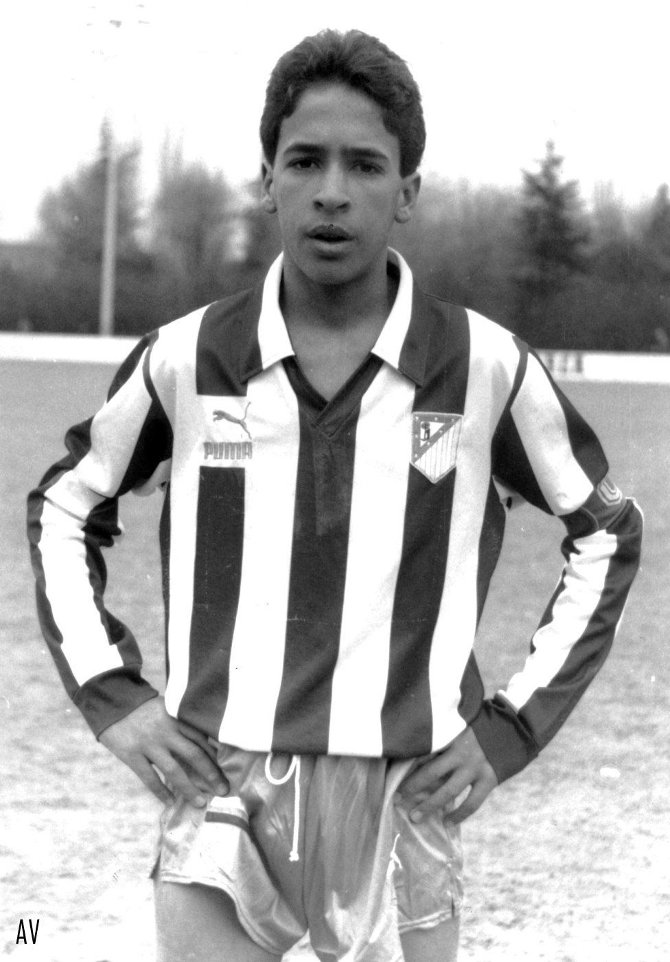 Raul Gonzalez Futebol Espanhol Futebol