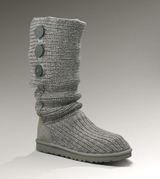 Gris Ugg Australia Chaussures Classiques 8mcGvT