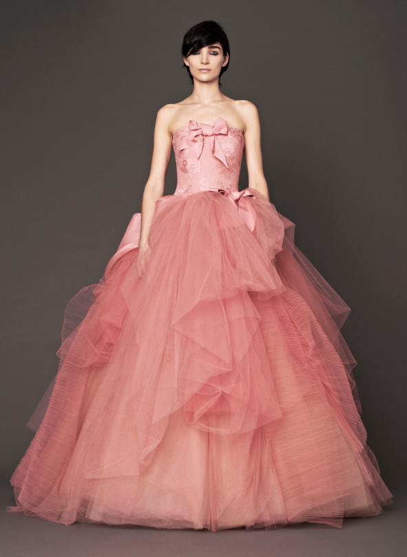 1000  images about Vera Wang Wedding Gowns on Pinterest - Vera ...