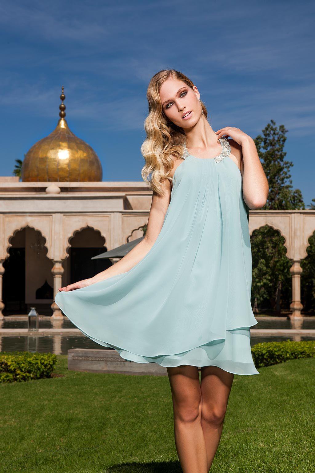 Uno de mis vestidos favoritos de Sonia Peña . Ref: 1150038 | Vestir ...