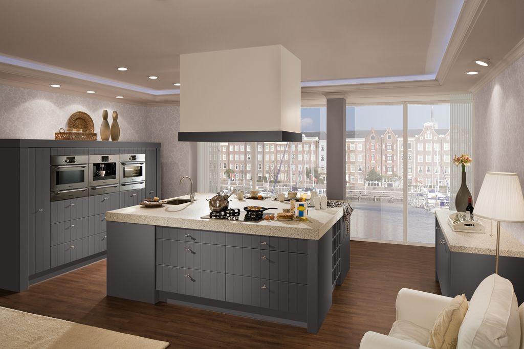 Keuken britt bribus keuken kitchen new homes en