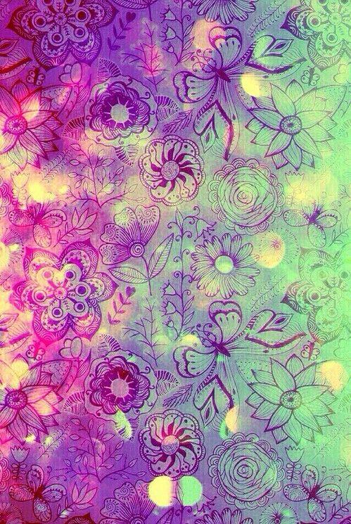 Fondo flores fondos hipster wallpaper wallpaper for Imagenes de fondos bonitos