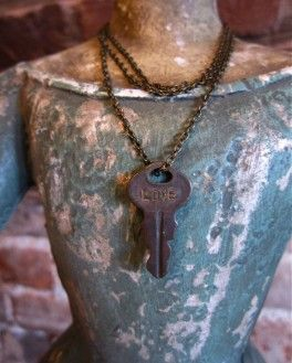 The Giving Keys....great story behind it. Check out Philanthropyfashion.com