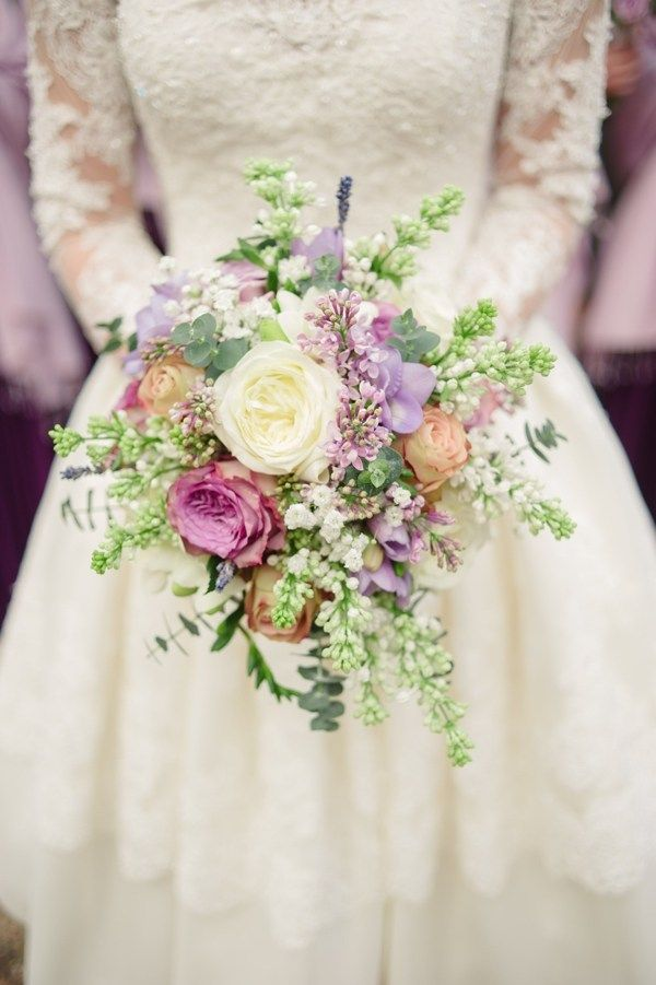An Exploration Of Wedding Flowers Scent By Lily And May