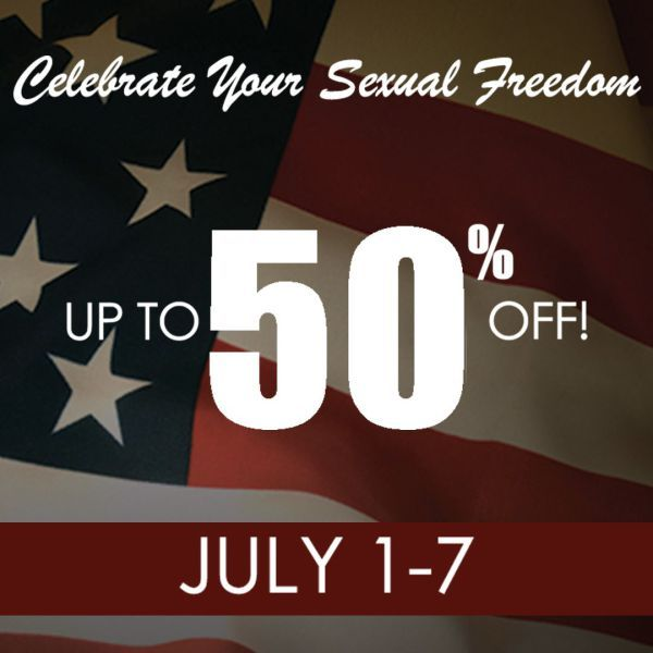 Hadley Viscara Celebrates Independence Day