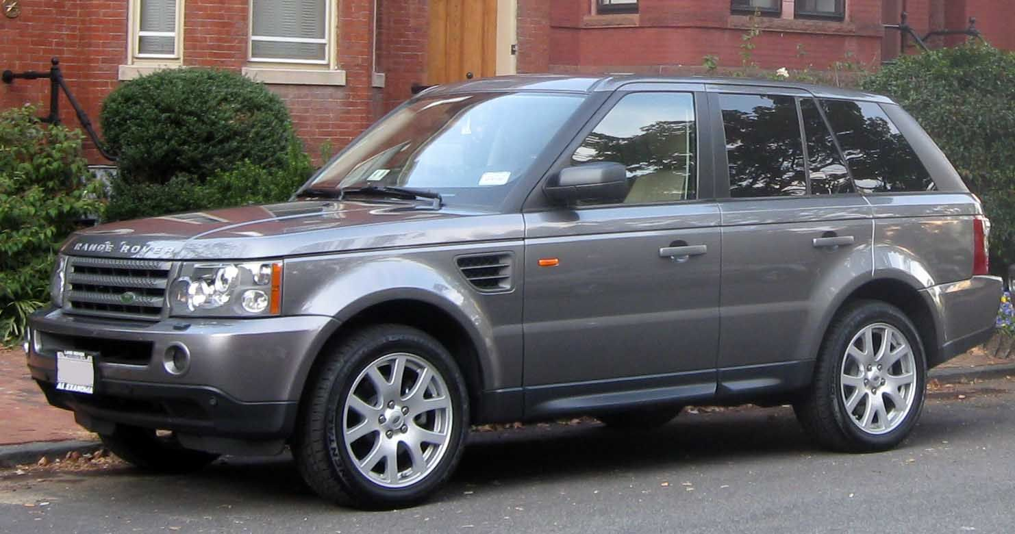 Replacement Range Rover Sport engines in Barking at the